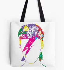 Inspired by David Bowie Tote Bag