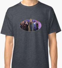 Five Modern Doctors - Including the 13th Doctor - Jodie Whittaker! Doctor Who Inspired Classic T-Shirt