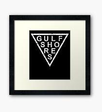 Stylish Gulf Shores Framed Print