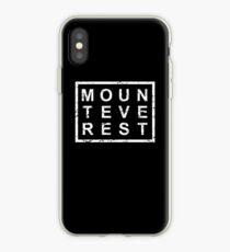 Stylish Mount Everest iPhone Case