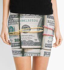 MONEY AND MONEY Mini Skirt