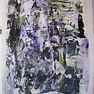 If you cant beat em, Join em, Original abstract painting by Dmitri Matkovsky