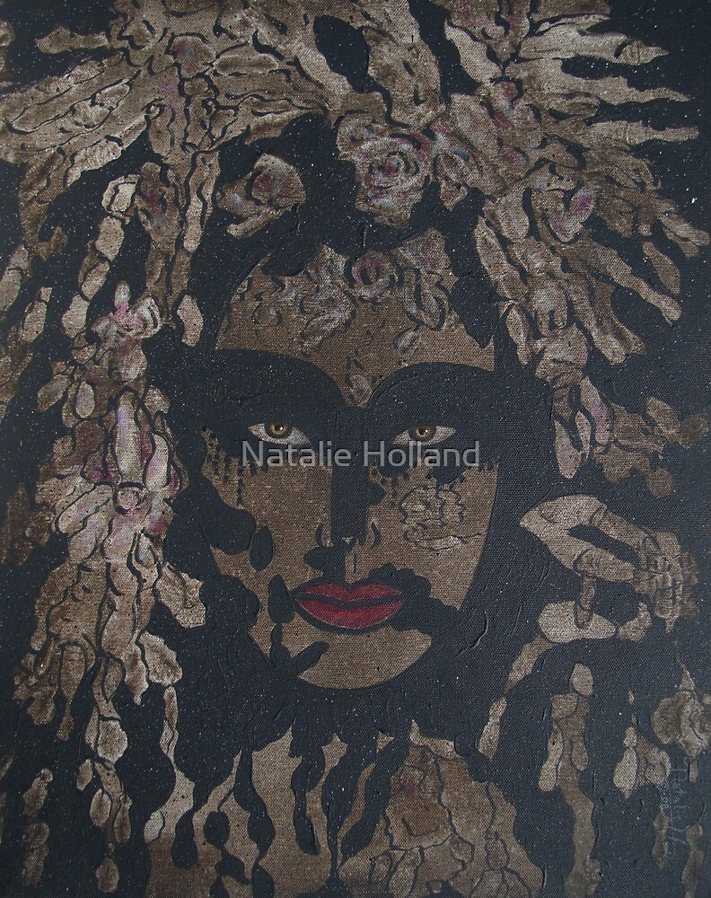 Mysterious Desire by Natalie Holland
