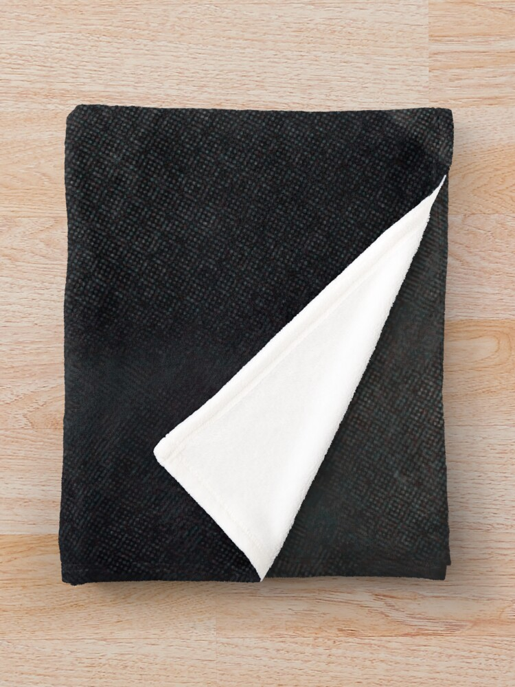 Alternate view of Humility Throw Blanket