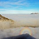 Brocken Spectre Over Glencoe by ScotLandscapes
