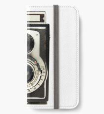 Retro Camera iPhone Wallet/Case/Skin