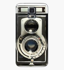 Retro Camera Case/Skin for Samsung Galaxy