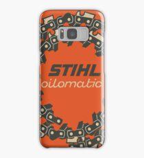 Stihl Oilomatic Chainsaw USA Samsung Galaxy Case/Skin