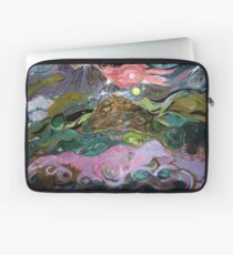 Riding to Rohan Laptop Sleeve