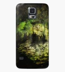 The Walls of Moria (The riddle upon the door) Case/Skin for Samsung Galaxy