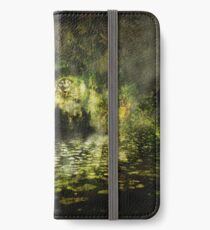 The Walls of Moria (The riddle upon the door) iPhone Wallet/Case/Skin