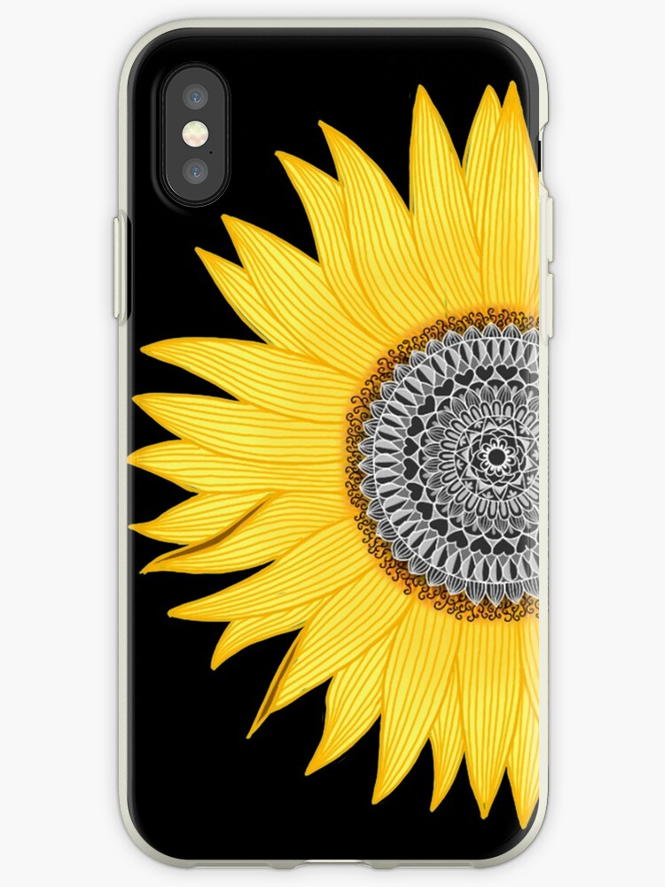 «Mandala Sunflower» de paviash