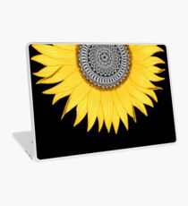 Mandala Sunflower Laptop Skin