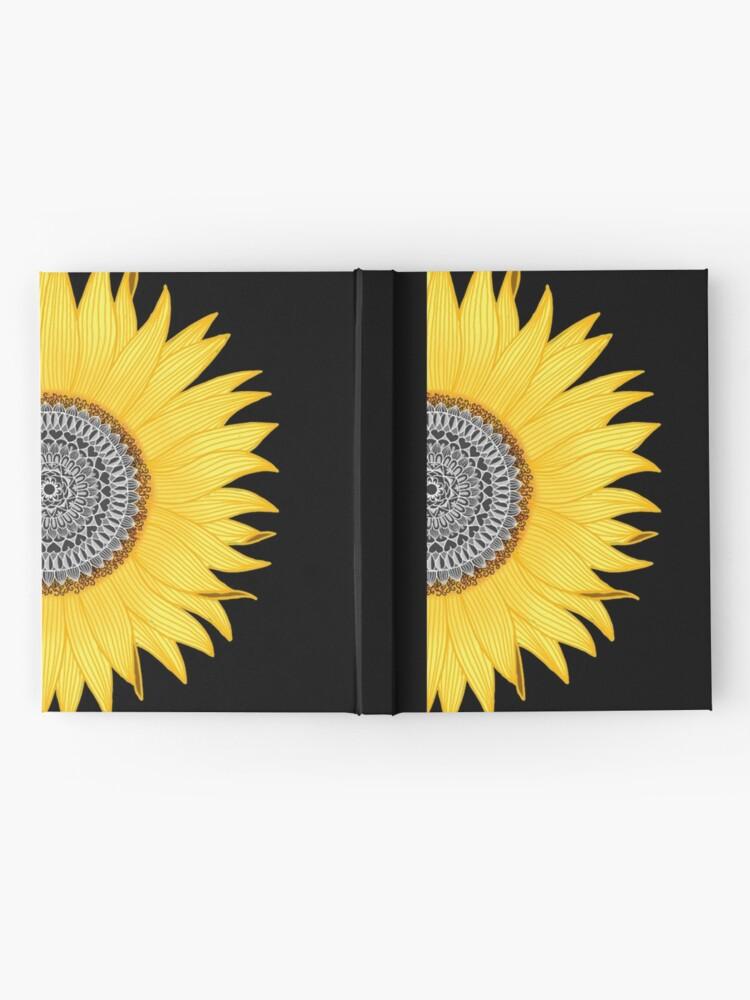 Alternate view of Mandala Sunflower Hardcover Journal