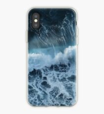 Just waves iPhone-Hülle & Cover