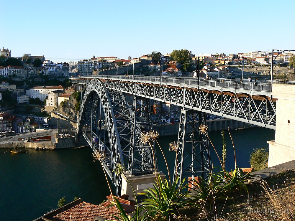 Porto, October 2008 by Christopher Hall