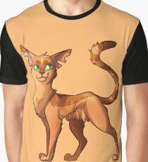 Feuerherz Grafik T-Shirt