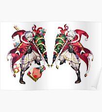 Robin (Christmas Edition) Poster