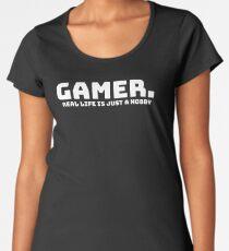 Gamer Women's Premium T-Shirt