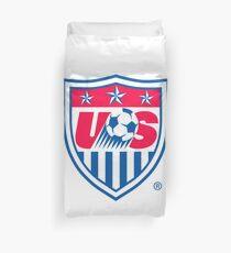 Funda nórdica US Soccer Shield - Cool American Soccer Sticker T-Shirt Pillow