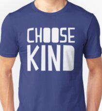 Choose Kind Anti Bullying T-Shirt Unisex T-Shirt