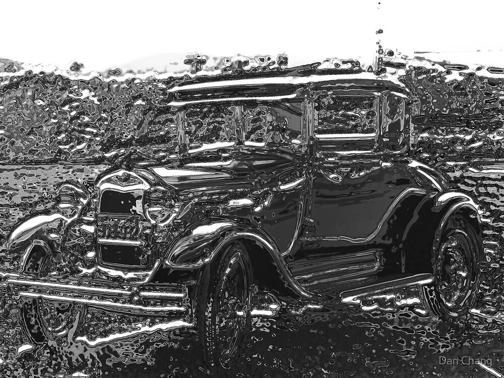 Ford Model T  by Dan Chang