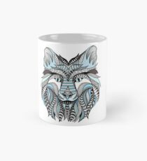 Winter wolf Classic Mug