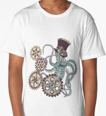 Mr. Octopus Long T-Shirt