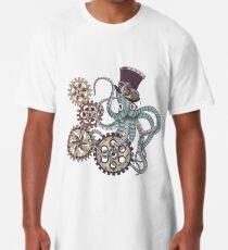 Camiseta larga Sr. Octopus