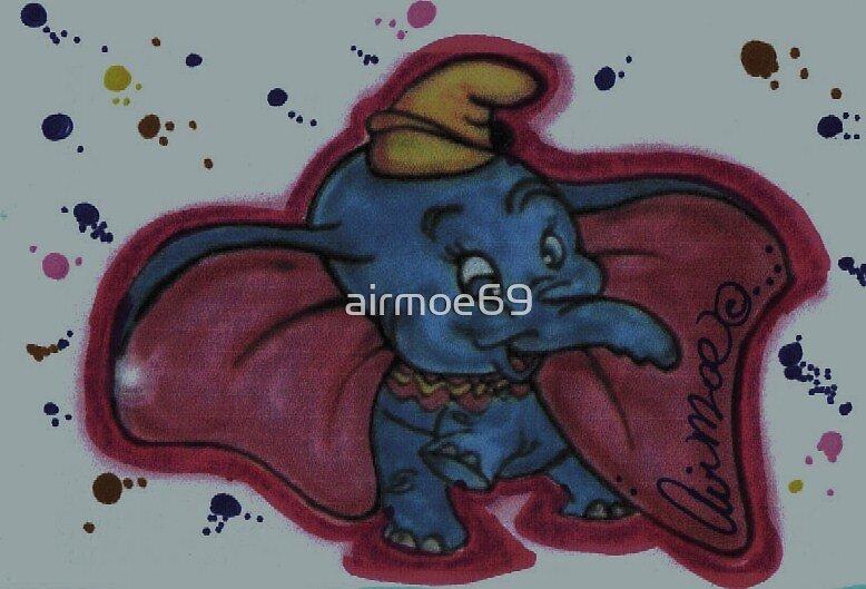 Dumbo. by airmoe69