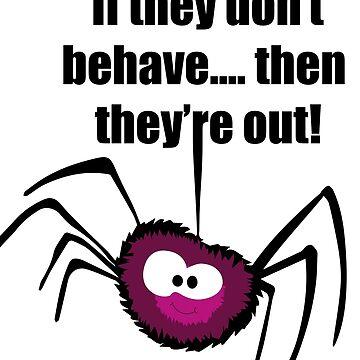 Naughty Spider by smileykty