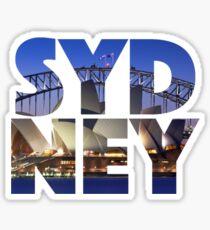Sydney Australia Sticker