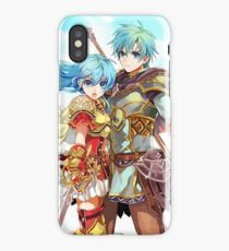 Ephraim&Eirika - Fire Emblem Heroes iPhone Case/Skin