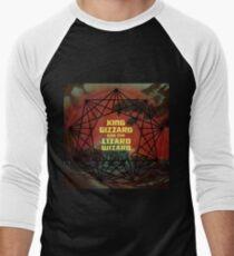 Nonagon Infinity Men's Baseball ¾ T-Shirt