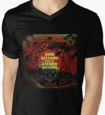 Camiseta de cuello en V Nonagon Infinity