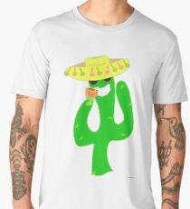 Party On Party Cactus Men's Premium T-Shirt