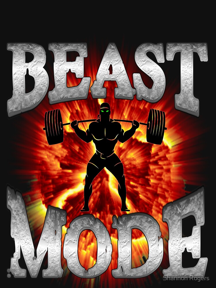 Beast Mode Design by ShannonRogers