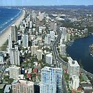 Surfers Paradise, Queensland by evapod
