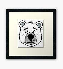 Henning Bear  Gerahmtes Wandbild