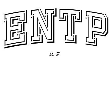 ENTP Extrovert pride: The Debater by universaldec