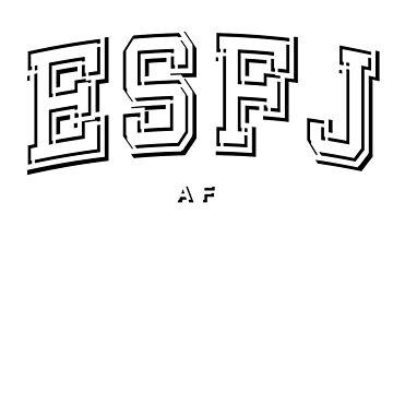 ESFJ Extrovert pride: The Consul by universaldec