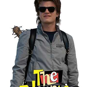 Steve Harrington is...The Nanny by joshgranovsky