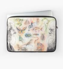 The wildlife of Darwin and Wallace Laptop Sleeve