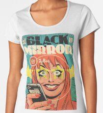 Black Mirror - Nosedive Women's Premium T-Shirt