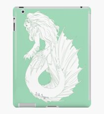 merman iPad Case/Skin