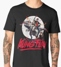 KUNG FURY Men's Premium T-Shirt