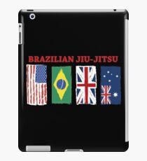BRAZILIAN JIU-JITSU INTERNATIONL iPad Case/Skin