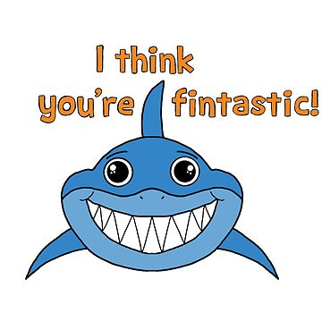 I Think You're Fintastic! by jessistorm