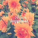 Share happiness by cycreation