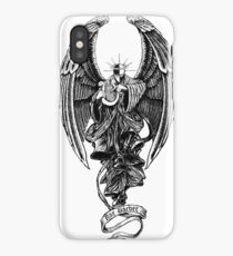 Ray Barbee Death Angel iPhone Case/Skin